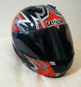 Мото шлем Uvex
