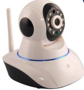 IP Wi-Fi камера ночь 10м с записью на CD карту