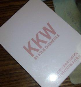 kkw kylie cosmetics