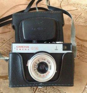 Фотоаппарат (рэтро)