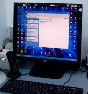 Ремонт компьютеров и ноутбуков, выезд