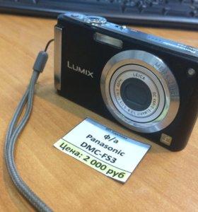 Panasonic DMC-FS3