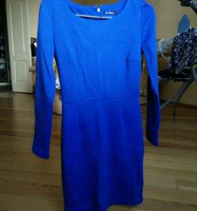 Синие платье Кира Пластинина