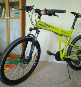Горный велосипед Cronus Soldier 1.5 складной