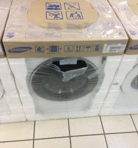 Новая стиральная машина Samsung 8kg