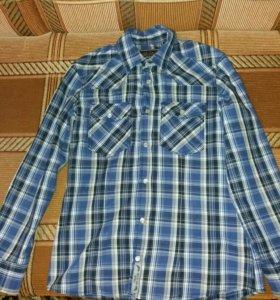 Рубашка для мальчика рост 140-146