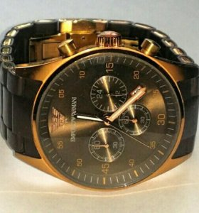часы хронограф Emporio Armani AR5890