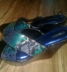 Туфли женские (сабо)