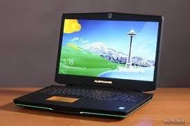 Игровой ноутбук Dell Alienware A17