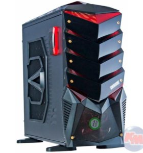Новый компьютер AMD