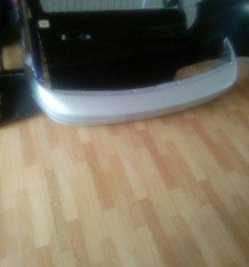 Задний бампер Форд Фокус 1 купе
