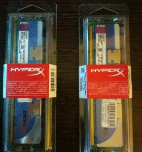 ОЗУ DDR3 2GB 1600MHZ