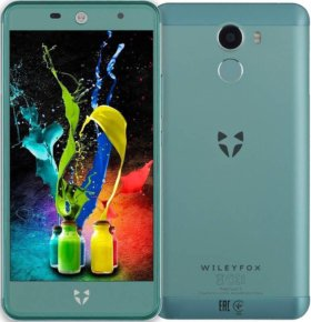 Смартфон Wileyfox swift 2