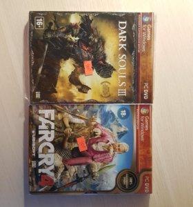 Farcry 4 и Dark Souls 3