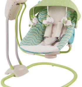 детские качели happy baby relaxer