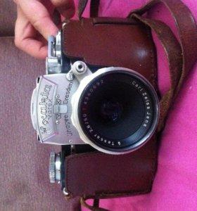 немецкий фотоаппрат 1945 года EXARTA VAREX