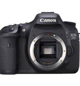 Canon EOS 7D Body сост нового