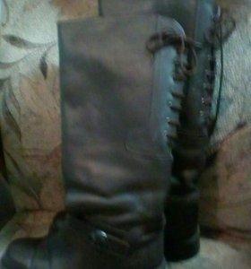 Зимние сапоги. 39 размер