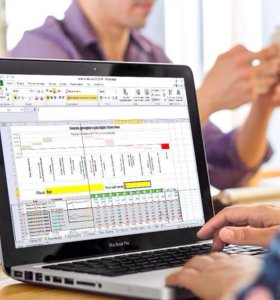 Учёт в Excel и Гугл таблицах