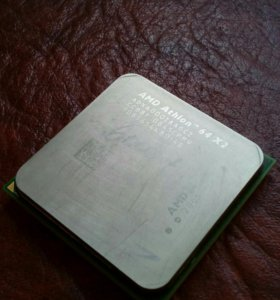 Процессор AMD Athlon 64x2 6000+