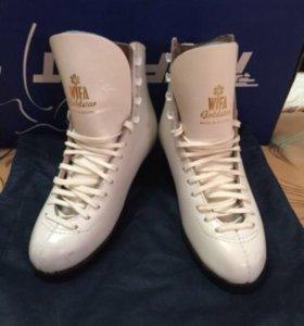 Ботинки для фигурного катания Wifa Goldstar, 36 р