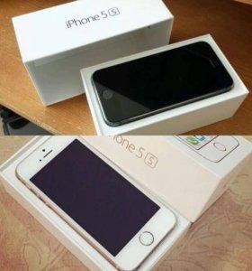Айфон 5s новый спайс грей