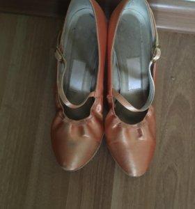 Туфли для бально спортивных танцев