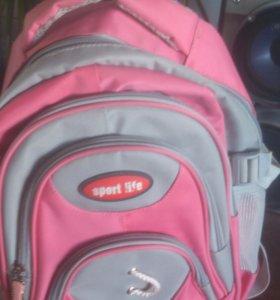 Рюкзак школьньника