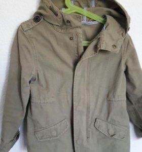 Курточка mango на 5-6 лет