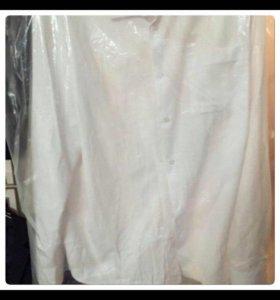 Рубашка мужская. Новая.
