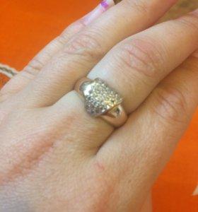 Кольцо 💍 золотое