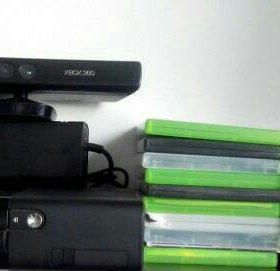 Xbox 360+36 игр