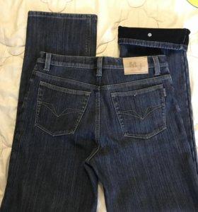 Мужские, утеплённые джинсы