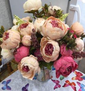 Букет цветов.