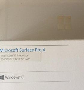 Планшет Microsoft Surface Pro 4, i7/8/256