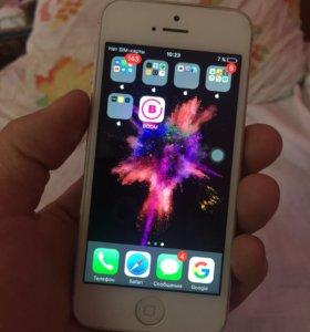 iPhone 5 64 GB.