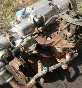 Двигатель 2108, 2109, 21099