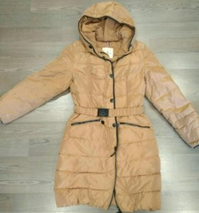 Пуховое пальто MOCKNEER