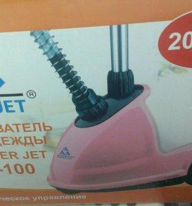 Отпариватель super jet sj100