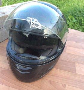 Шлем для мотоциклов,квадрациклов.