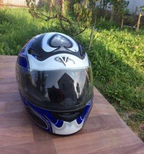 Шлем для мотоциклов и квадрациклов