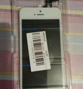 Новый экран на iPhone 5s