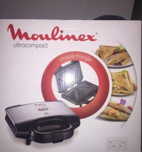 Сэндвич тостер moulinex ultracompact
