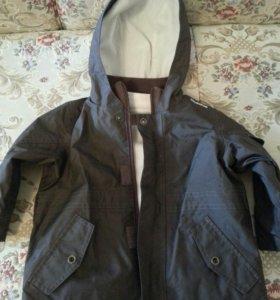 Куртка для мальчика. Зима, осень.