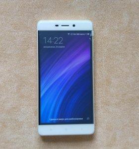 Xiaomi Redmi 4 16Gb (Новый)