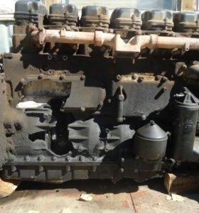 Двигатель 340л/с Скания