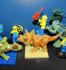 Лего мини-фигуры