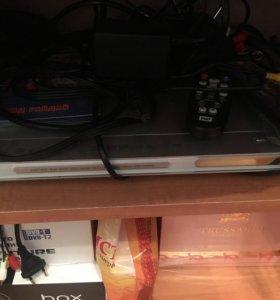 DVD плеер BBK DV516S