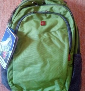Новый рюкзак swisswin.