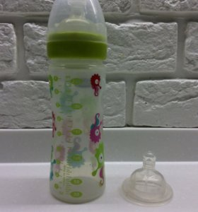 Бутылка Chicco 250 мл и новая соска
